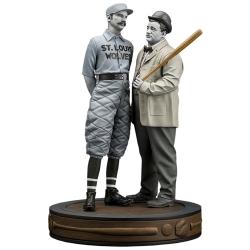 Figura de colección Infinite Statue, Abbott y Costello 1/6 (2020)