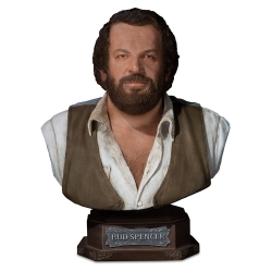Collectible Bust Supacraft, Bud Spencer 1/4 (2020)