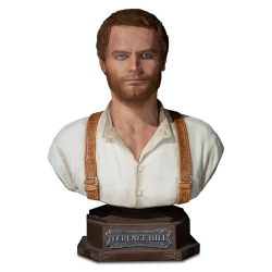Buste de collection Supacraft, Terence Hill 1/4 (2020)
