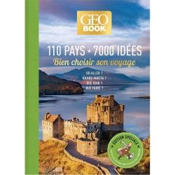 GEOBook: Viajes trás las huellas de Tintín 110 pays, 7000 idées FR 42887 (2020)