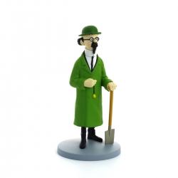 Collection figurine Tintin Professor Calculus 13cm Moulinsart 42155 (2012)