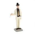 Figurine de collection Pixi Blake et Mortimer Le Colonel Olrik 5204 (1989)