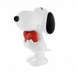 Figura de colección Leblon-Delienne Peanuts, Snoopy corazon 2501 (2020)
