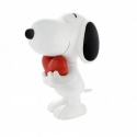 Collectible figurine Leblon-Delienne Peanuts, Snoopy holding a red heart (2020)