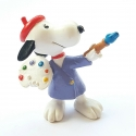 Peanuts Schleich® figurine, Snoopy painter (22236)