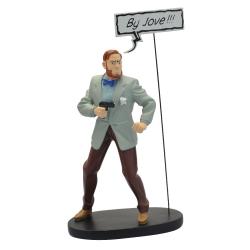 Figurine de collection Plastoy Blake et Mortimer, Mortimer By Jove !!! (2020)