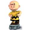 Peanuts Schleich® figurine Snoopy, Charlie Brown Skateboarder (22076)