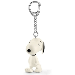Peanuts Schleich® keyring chain figurine, Snoopy (22035)