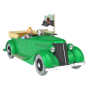 Voiture de collection Tintin, l'automitrailleuse Ford Nº12 1/24 (2020)