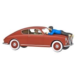 Coche de colección Tintín, Haddock en la Lancia Aurelia Nº14 1/24 (2020)