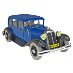 Collectible car Tintin, the Limousine to Nanking Nº15 1/24 (2020)
