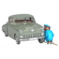 Coche de colección Tintín, el Studebaker del garaje Simoun Nº17 1/24 (2020)