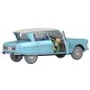 Coche de colección Tintín, el Citroën Ami 6 del Doctor Nº18 1/24 (2020)