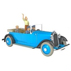 Collectible car Tintin, the parade Limousine Nº19 1/24 (2020)