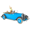 Collectible car Tintin, the parade Limousine Nº19 1/24 (2020)