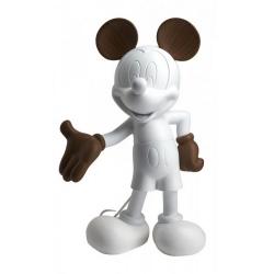 Figura de colección Leblon-Delienne Disney Mickey Mouse Welcome (Blanco-Madera)