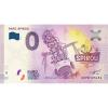 Billete de banco 0 Euro Souvenir Parc Spirou Provence Nº02 (2020)