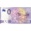 Billete de banco 0 Euro Souvenir Parc Spirou Provence Marsupilami Nº01 (2020)