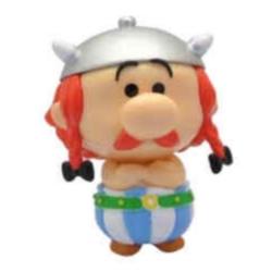 Collectible figurine Chibi Plastoy Asterix, Obelix 60596 (2020)