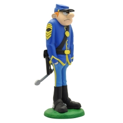 Figurine collection Plastoy Les Tuniques bleues, Cornelius Chesterfield (2020)