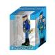 Collectible figurine Plastoy The Bluecoats, Cornelius Chesterfield (2020)