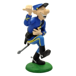 Collectible figurine Plastoy The Bluecoats, Blutch (2020)