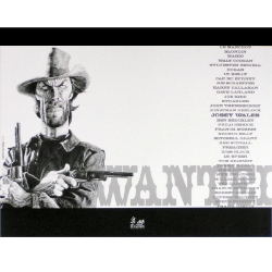 Poster offset Da Costa, The Outlaw Josey Wales (40x30cm)