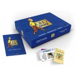 Cofre juego de mesa Geo Quiz 240 Preguntas Moulinsart Tintín (24995)