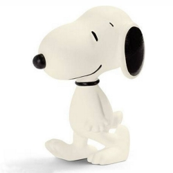 Figura Schleich® Peanuts, Snoopy caminando (22001)