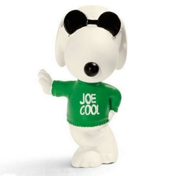 Figura Schleich® Peanuts, Snoopy Joe Cool (22003)