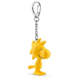 Peanuts Schleich® keyring chain figurine Snoopy, Woodstock (22039)