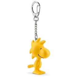 Porte-clés figurine Schleich® Peanuts Snoopy, Woodstock (22039)