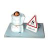 Figura de colección Pixi Tomás el Gafe colchón en el hielo 4736 (2000)
