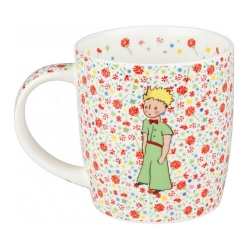 Könitz Ceramic mug The Little Prince (Flowers)