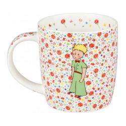 Tasse mug Könitz en céramique Le Petit Prince (Fleurs)