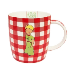 Könitz porcelain mug The Little Prince (Squares)