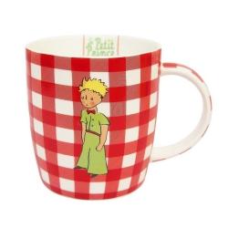 Tasse mug Könitz en porcelaine Le Petit Prince (Carré)