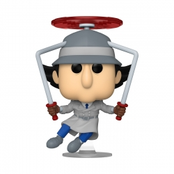 Collectible figure Funko POP! Vinyl Inspector Gadget Flying (2020)