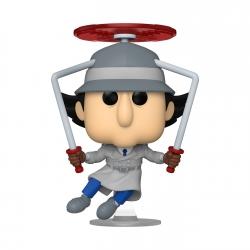 Figura de colección Funko POP! Vinyl Inspector Gadget volando (2020)