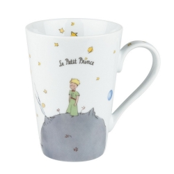 Tasse mug Könitz en porcelaine Le Petit Prince (Étoiles FR)