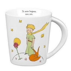 Tasse mug Könitz en porcelaine Le Petit Prince (Tu seras toujours mon ami)