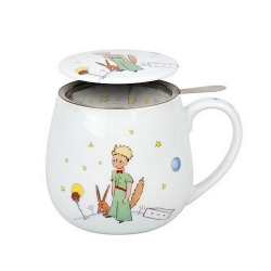 Tasse mug thé Könitz en porcelaine Le Petit Prince (Secret FR)