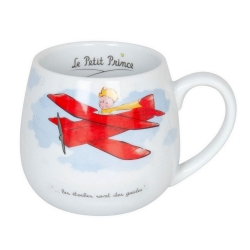 Könitz porcelain snuggle mug The Little Prince (Avion FR)
