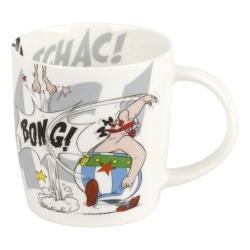 Taza mug Könitz en porcelana Asterix y Obelix (Bong !)