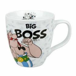 Taza mug Könitz en porcelana Asterix y Obelix (Big Boss)