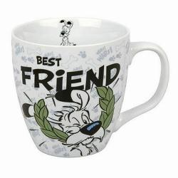Taza mug Könitz en porcelana Asterix y Obelix (Best Friend)