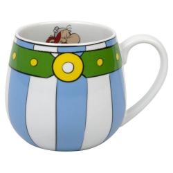 Tasse mug Könitz en porcelaine Astérix et Obélix (Pantalon d'Obélix)