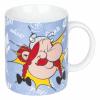 Könitz porcelain mug Astérix and Obélix (Tchoc !!)
