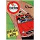 Tintín Le Feuilleton intégral Hergé Número 11 (1950-1958)