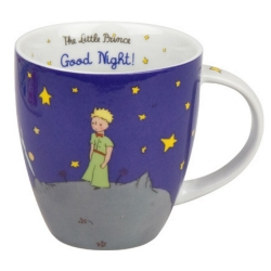 Taza mug Könitz en porcelana El Principito (Good Night)